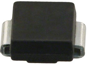 Фото 1/3 SM6T6V8A, Защитный диод, однонаправленный, 6.8В, 600Вт [SMB]