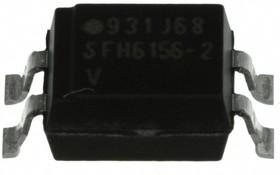Фото 1/7 SFH6156-2T, Оптопара транзисторная 125% [SMD-4]
