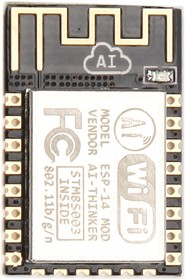 ESP-14, Wi-Fi модуль на базе чипа ESP8266