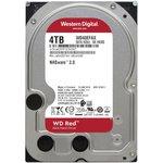 Жесткий диск WD Original SATA-III 4Tb WD40EFAX Red (5400rpm) ...