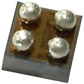 AP7353D-33CV4-7, Fixed LDO Voltage Regulator, 2V to 5.5V in, 65mV Drop, 3.3V out, 0.25A out, X1-WLB0707-4