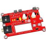 Визуализатор НЕОН RDC1-0036, Цветомузыка на Arduino Mini (Мелисса)