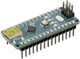 Фото 1/4 Arduino Nano, Программируемый контроллер на базе ATmega328
