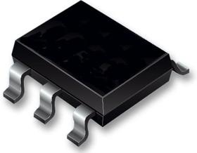 FDC3601N, Двойной МОП-транзистор, 2 N Канала, 1 А, 100 В, 500 мОм, 10 В, 2.6 В [SuperSOT-6]