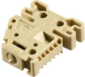 020616 EWK1, Торцевой кронштейн, для использования с клеммными колодками на рейку TS32