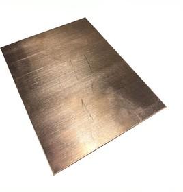 Лист меди М1 1,2 х 150 х 200 мм (мягкий)