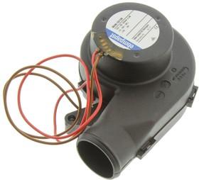 RV40-18/12H, Нагнетательный вентилятор, серия RV 40, Центробежный, 12 В DC, DC (Постоянный Ток), 105 мм