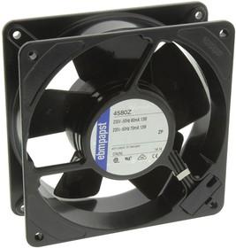 4656X, Осевой Вентилятор, серия 4000X, 230 В, AC (Переменный Ток), 119 мм, 38 мм, 106 фут³/мин