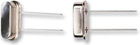CA-8.000-18-3050-X, Кристалл, 8 МГц, Сквозное Отверстие, 11.35мм x 4.65мм, 50 млн-, 18 пФ, 30 млн-, Серия CA