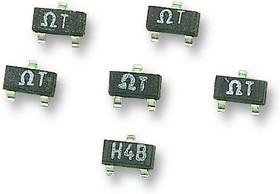 MPMT1003AT5, Фиксированный резистор цепи, 50 кОм, Серия MPMT, 2 элемент(-ов), Делитель Напряжения, SOT-23