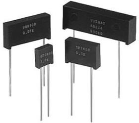 S102C 120R00 0.01%, Резистор в сквозное отверстие, 120 Ом, Серия S, 600 мВт, ± 0.01%, Радиальные Выводы, 300 В