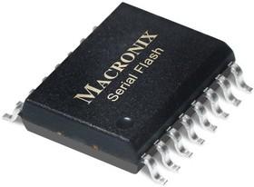 MX25L51245GMI-10G/TUBE, NOR Flash Serial (SPI, Dual SPI, Quad SPI) 3V/3.3V 512M-bit 512M/256M/128M x 1/2-bit/4-bit 8ns 16-Pi