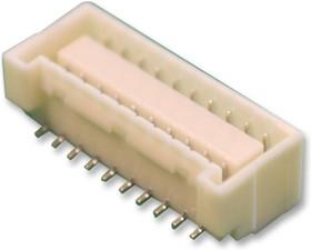 BM18B-ZPDSS-TF (LF)(SN), Разъем типа провод-плата, 1.5 мм, 18 контакт(-ов), Штыревой Разъем, Серия ZPD, Поверхностный Монтаж