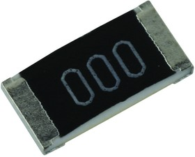 CRCW20100000Z0EFHP, Res Thick Film 2010 0 Ohm Pad SMD Automotive T/R