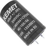 ALC40A331CF400, Электролитический конденсатор, долговечный, 330 мкФ, 400 В ...