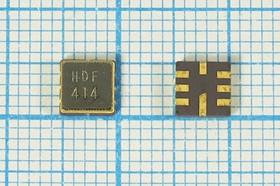 Фильтр на ПАВ 448МГц, полоса пропускания 4000кГц/3дБ, корпус SMD 5x5мм, SAW ф 448000 \пол\ 4000/3\S05050C8\\ HDF448AS3\\(HDF414