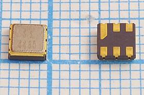 Фильтр на ПАВ 448МГц, полоса пропускания 4000кГц/3дБ, корпус SMD 3.8x3.8мм, SAW ф 448000 \пол\ 4000/3\S03838C6\ 6C\HDF448AS4\\