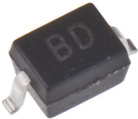 Фото 1/2 ESDA8V2-1J, ESD Suppressor Diode TVS Uni-Dir 5V 2-Pin SOD-323 T/R
