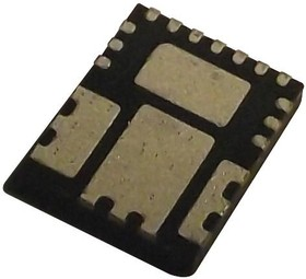 IR3842MTRPBF, Импульсный синхронный понижающий DC/DC стабилизатор, регулируемый 1.5В-16В, 0.7В-14.4В, 4A, PQFN-15