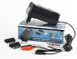 Фото 1/2 ANSMANN 1001-0023 ACS 110, Зарядное устройство для батарей