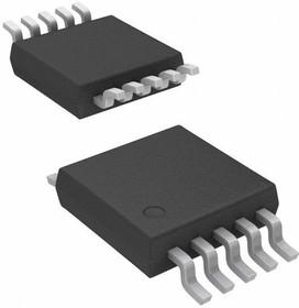 Фото 1/4 MCP73833-AMI/UN, Контроллер заряда батарей LI-ION/LI-POLY CTRLR [MSOP-10]