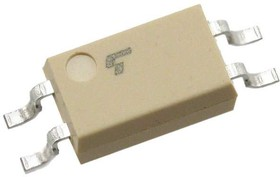 Фото 1/4 TLP291(GB-TP,SE(T, Оптопара с транзисторным выходом [SO-4-170-2.54]