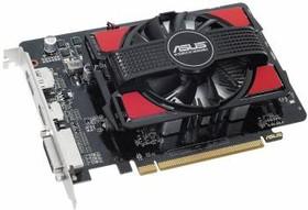 Видеокарта ASUS Radeon R7 250, R7250-2GD5, 2Гб, GDDR5, Ret