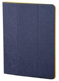 """Чехол для планшета HAMA TwoTone, синий/желтый, для планшетов 7"""" [00123093]"""