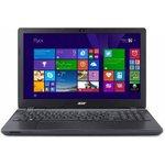 """Ноутбук ACER Extensa EX2530-C1FJ, 15.6"""", Intel Celeron 2957U 1.4ГГц, 2Гб, 500Гб, Intel HD Graphics , DVD-RW, Linux, черный [nx.effer.004]"""