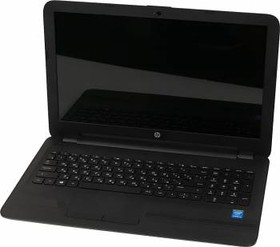 """Ноутбук HP 15-ay095ur, 15.6"""", Intel Core i3 5005U, 2ГГц, 4Гб, 500Гб, Intel HD Graphics 5500, Windows 10, черный [y0v26ea]"""