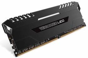 Модуль памяти CORSAIR Vengeance LED CMU16GX4M2A2666C16 DDR4 - 2x 8Гб 2666, DIMM, Ret