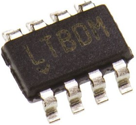 MP2122GJ-P, Дпойной регулятор напряжения, BUCK, ADJ, 2A [TSOT23-8]