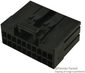 Фото 1/3 1376009-1, Прямоугольный разъем, Dynamic D-2100 Series, 8 контакт(-ов), Штыревой Разъем, 2.5 мм