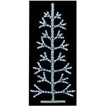LI183072W, 1.8M TWINKLING TREE WHITE LED