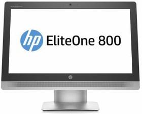 Моноблок HP EliteOne 800 G2, Intel Core i3 6100, 4Гб, 1000Гб, Intel HD Graphics 530, DVD-RW, Windows 10 Professional, черный и (T4K11EA)