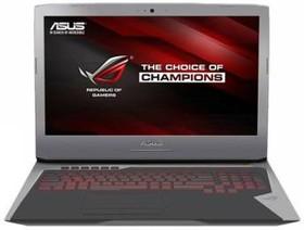 """Ноутбук ASUS G752VY-GC260T, 17.3"""", Intel Core i7 6820HK, 2.7ГГц, 64Гб, 2Тб, 256Гб + 256Гб SSD, nVidia GeForce GTX (90NB09V1-M02980)"""