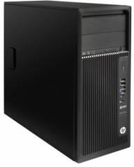Рабочая станция HP Z240, Intel Core i7 6700, DDR4 8Гб, 256Гб(SSD), Intel HD Graphics 530, DVD-RW, CR, Windows 7 (J9C06EA)