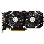 Видеокарта MSI GeForce GTX 1060, GTX 1060 6GT OCV1, 6Гб, GDDR5, OC, Ret