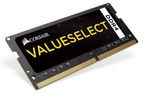 Модуль памяти CORSAIR CMSO16GX4M1A2133C15 DDR4 - 16Гб 2133, SO-DIMM, Ret