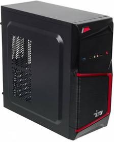 Компьютер IRU City 519, Intel Core i5 6400, DDR4 16Гб, 1Тб, nVIDIA GeForce GTX 750Ti - 2048 Мб, Free DOS, черный [400898]