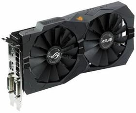 Видеокарта ASUS Radeon RX 470, STRIX-RX470-O4G-GAMING, 4Гб, GDDR5, OC, Ret