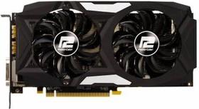 Видеокарта POWERCOLOR Radeon RX 470, AXRX 470 4GBD5-3DHD/OC, 4Гб, GDDR5, OC, Ret