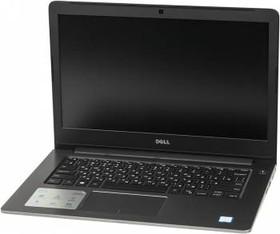 "Ноутбук DELL Vostro 5468, 14"", Intel Core i5 7200U, 2.5ГГц, 4Гб, 500Гб, Intel HD Graphics 620, Windows 10, серый [5468-2853]"