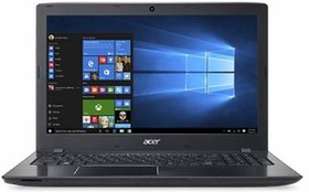 "Ноутбук ACER Aspire E5-575G-568B, 15.6"", Intel Core i5 7200U, 2.5ГГц, 8Гб, 500Гб, 128Гб SSD, nVidia GeForce 940MX - 2048 (NX.GDWER.035)"