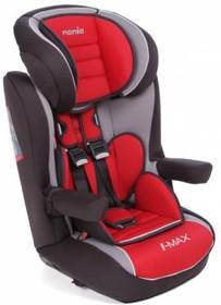 Автокресло детское NANIA Imax SP LX (agora carmin), 1/2/3, оранжевый [963129]