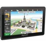 """GPS навигатор PROLOGY iMAP-7500, 7"""", авто, 4Гб, Navitel, черный"""