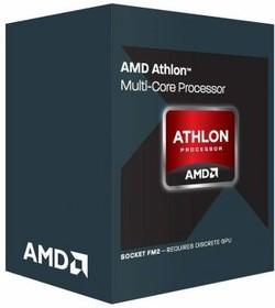 Процессор AMD Athlon II 370K, SocketFM2 BOX [ad370kokhlbox]