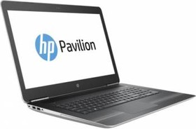 """Ноутбук HP Pavilion 17-ab005ur, 17.3"""", Intel Core i7 6700HQ, 2.6ГГц, 16Гб, 2Тб, 128Гб SSD, nVidia GeForce GTX 960M - 4096 Мб (X3P06EA)"""