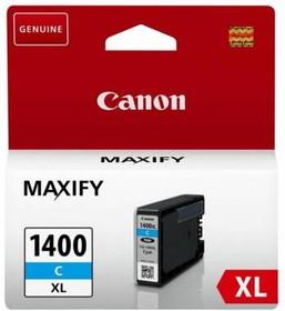 Картридж CANON PGI-1400XLC голубой [9202b001]