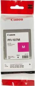 Картридж CANON PFI-107M 6707B001, пурпурный